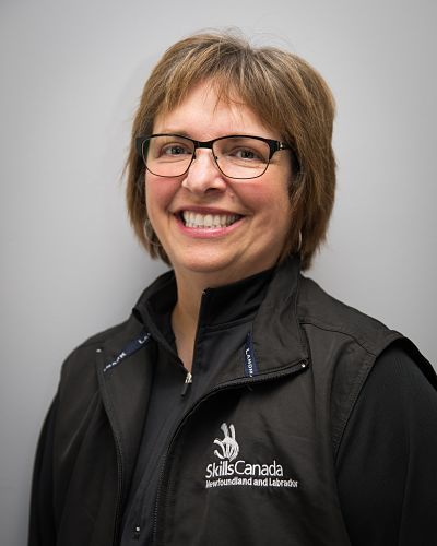Christine Green - President Skills Canada NL